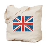 Union jack Totes & Shopping Bags