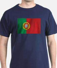 Vintage Portugal Flag T-Shirt