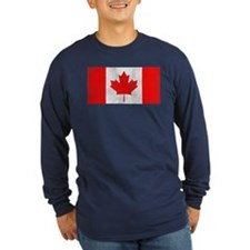Vintage Canada Flag T