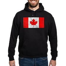 Vintage Canada Flag Hoodie