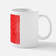 Vintage Canada Flag Mug