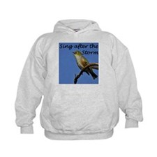 Sing after the storm Hoodie
