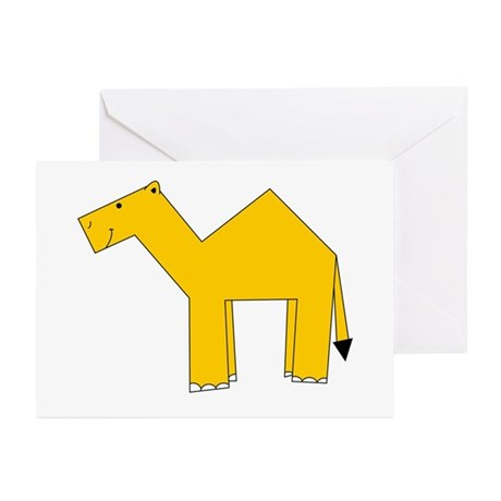 Camel Greeting Cards (Pk of 20)