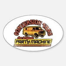Conversion Vans Decal