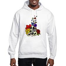 Skulls & Flowers Hoodie