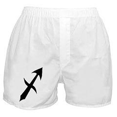 Sagittarius Sign Gift Gear Boxer Shorts