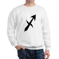 Sagittarius Sign Gift Gear Sweatshirt