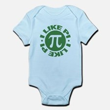 I Like Pi Infant Bodysuit