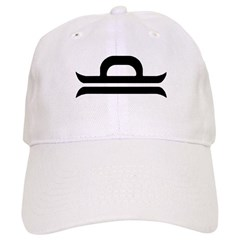 Libra Sign Gift Gear Baseball Cap