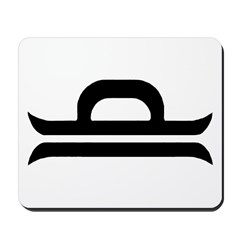 Libra Sign Gift Gear Mousepad