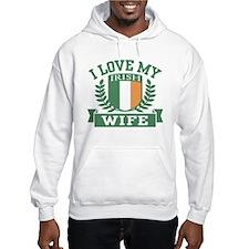 I Love My Irish Wife Hoodie
