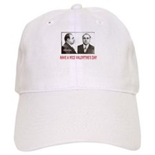 Al Baseball Capone Have a Nice Valentines Day Baseball Cap