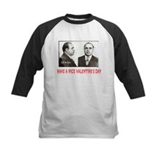 Al Capone Have a Nice Valentines Day Tee