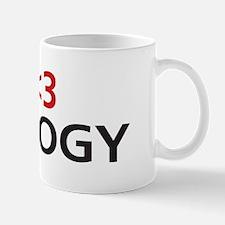 I <3 Biology Mug