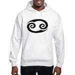 Cancer Sign Gift Gear Hooded Sweatshirt