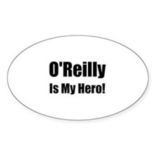 O Reilly is my hero Decal
