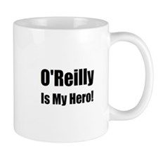 O Reilly is my hero Small Mug