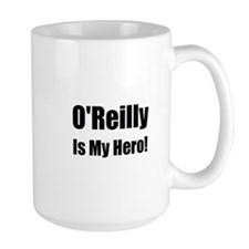 O Reilly is my hero Mug