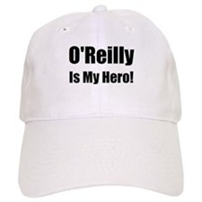 O Reilly is my hero Baseball Cap