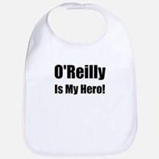 O Reilly is my hero Bib