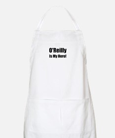 O Reilly is my hero Apron