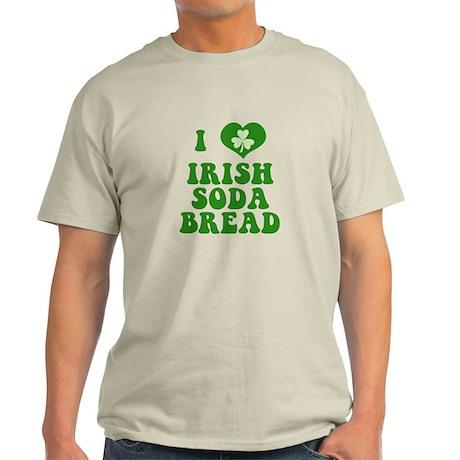 Love Irish Soda Bread T-Shirt   CafePress.com