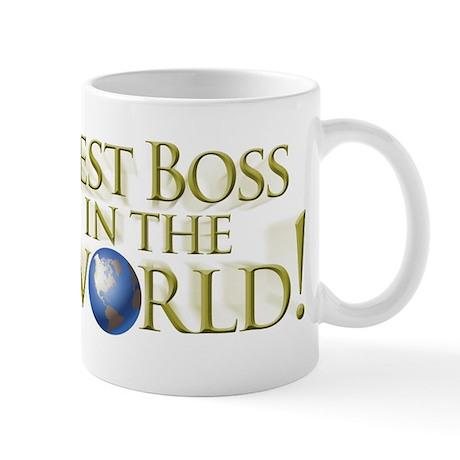 Best Boss in the World Mug