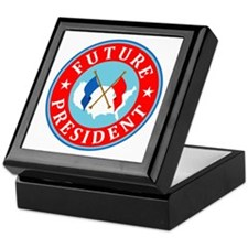 Future President Keepsake Box