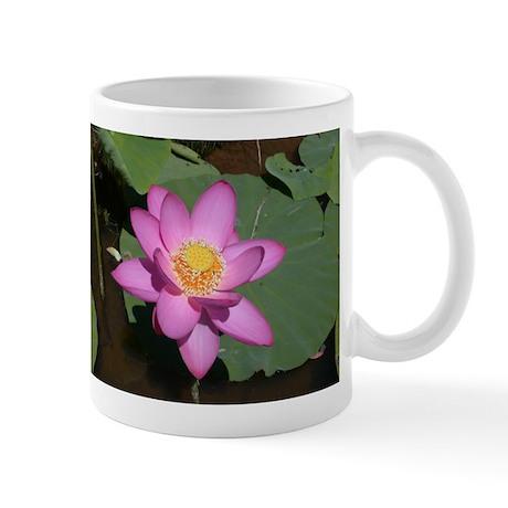 Lotus 3 Mug