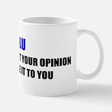 ACLU Tyranny Mug