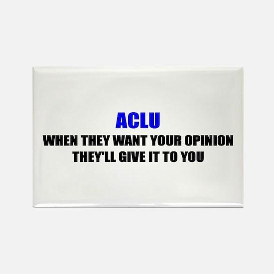ACLU Tyranny Rectangle Magnet