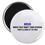 ACLU Tyranny Magnet