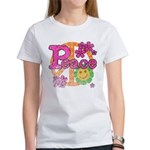 Vintage Peace Women's T-Shirt
