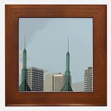 Symbolic Of East Side Framed Tile