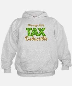 Mommy's Little Tax Deductible Hoodie