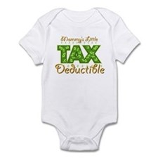Mommy's Little Tax Deductible Infant Bodysuit