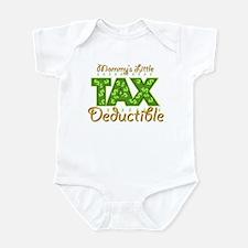 Mommy's Little Tax Deductible Infant Bodysuit