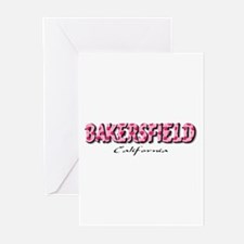 Bakersfield Kisses Greeting Cards (Pk of 10)