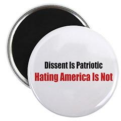 Dissent Is Patriotic, Hating American ISN'T 2.25