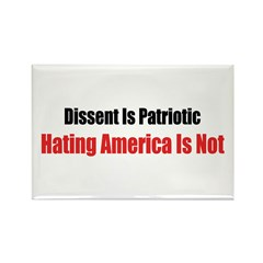 Dissent Is Patriotic, Hating American ISN'T Rectan
