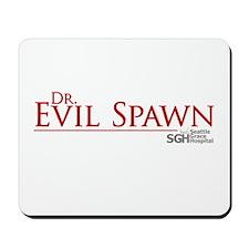 Dr. Evil Spawn Mousepad
