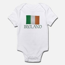 Ireland Flag Infant Bodysuit
