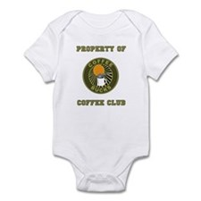 Coffee Bucks Coffee Club Infant Bodysuit