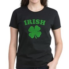Unique Lucky march 17th saint patrick's day shamrock Tee