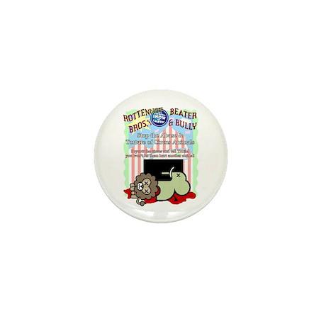 Boycott the Circus Mini Button (100 pack)