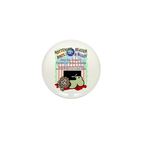 Boycott the Circus Mini Button (10 pack)
