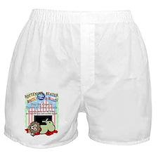 Boycott the Circus Boxer Shorts
