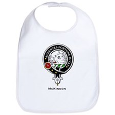 McKinnon Clan Crest Badge Bib