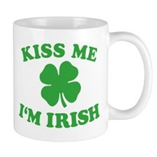 Cute Lucky march 17th saint patrick's day shamrock Mug