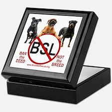 STOP B.S.L. - Keepsake Box
